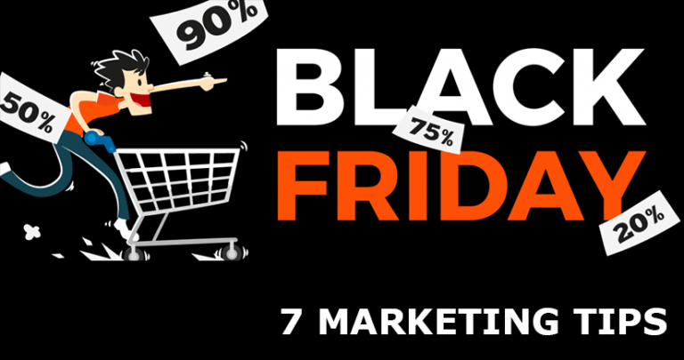 black friday marketing tips