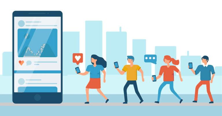 social media geen vervanging voor website