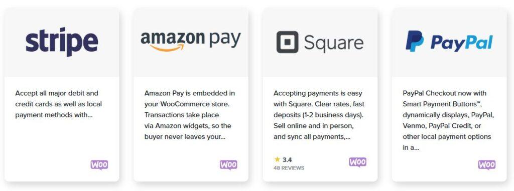 betalingsproviders